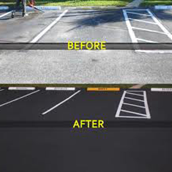 Parking Lot striping Grand Rapids, Holland, Muskegon, and Kalamazoo