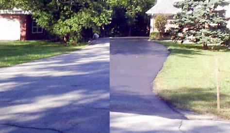 Driveway Sealing near Grand Rapids Michigan