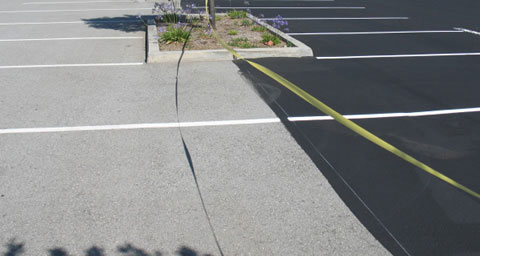 Parking lot Sealcoating in Wyoming, Michigan